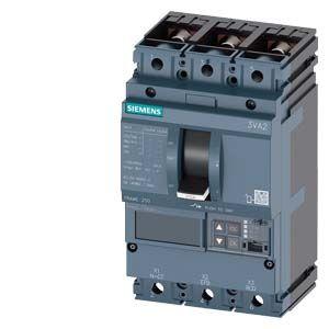 Автоматичні вимикачі в литому корпусі SIEMENS SENTRON 3VA