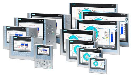 Панелі SIMATIC HMI та комплектуючі