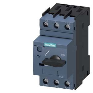 Автомати захисту двигуна SIEMENS SIRIUS 3RV20