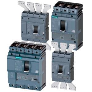 Модульні литі автоматичні вимикачі Siemens Sentron 3VA2